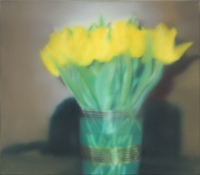Gerhard RICHTER | P17 Tulips | Glicée printing available for sale on www.kunzt.gallery