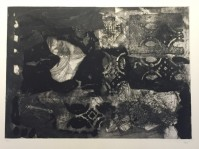 Antoni CLAVE | Composition | Etching available for sale on www.kunzt.gallery