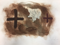 Antoni TAPIES | Untitled | Mixed Media available for sale on www.kunzt.gallery