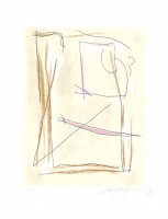 Albert RàFOLS-CASAMADA   Brisa-4   Etching available for sale on www.kunzt.gallery