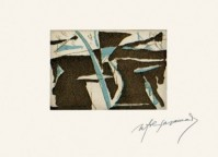 Albert RàFOLS-CASAMADA | Estiu-4 | Etching available for sale on www.kunzt.gallery