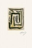Albert RàFOLS-CASAMADA   Laberint-2   Etching available for sale on www.kunzt.gallery
