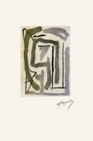 Albert RàFOLS-CASAMADA   Laberint-4   Etching available for sale on www.kunzt.gallery