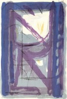 Albert RàFOLS-CASAMADA   Portfolio 12th Anniversary of Galeria Joan Prats   Lithograph available for sale on www.kunzt.gallery