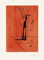 Albert RàFOLS-CASAMADA | Signe i color - 6 | Etching available for sale on www.kunzt.gallery