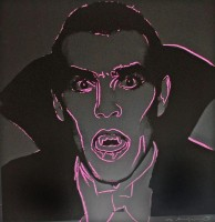 Andy WARHOL | Dracula | Screen-print available for sale on www.kunzt.gallery