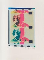 Andy WARHOL | Eric Anderson (Chelsea Girls) | Lithograph available for sale on www.kunzt.gallery