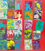 Andy WARHOL | Magazine and History | Offset Print available for sale on www.kunzt.gallery