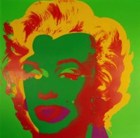 Andy WARHOL | Marilyn II.25, | Screen-print available for sale on www.kunzt.gallery
