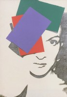 Andy WARHOL | Paloma Picasso (FS II.121) | Silkscreen available for sale on www.kunzt.gallery