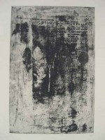 Antoni CLAVE | Trois Feilles | Etching available for sale on www.kunzt.gallery