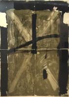 Antoni TAPIES | Trois Gris Et Marron | Lithograph available for sale on www.kunzt.gallery