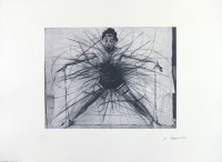 Arnulf RAINER | Untitled | Etching available for sale on www.kunzt.gallery