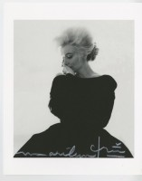 Bert STERN | Marilyn in Vogue (1962) | Photograph available for sale on www.kunzt.gallery