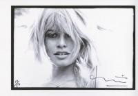 Bert STERN | Bridget Bardot | Photograph available for sale on www.kunzt.gallery