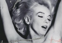 Bert STERN | Marilyn Monroe (1962) Orgasm | Photograph available for sale on www.kunzt.gallery