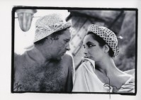Bert STERN | Liz & Dick | Photograph available for sale on www.kunzt.gallery