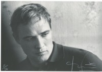 Bert STERN | Marlon Brando Life Magazine | Photograph available for sale on www.kunzt.gallery