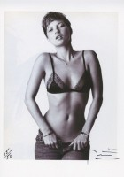 Bert STERN | Kate Moss | Photograph available for sale on www.kunzt.gallery