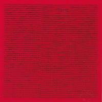 Bernard AUBERTIN | Clou (rouge) | Mixed Media available for sale on www.kunzt.gallery
