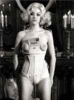 Bettina RHEIMS | Paris. Sens Uniques (from: Rose. C'est Paris) | Pigment print available for sale on www.kunzt.gallery