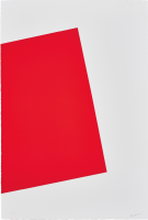 Carmen HERRERA   Untitled (NRW)   Lithograph available for sale on www.kunzt.gallery