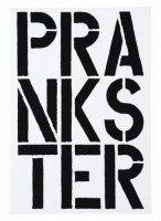 Christopher WOOL | Page from Black Book | Silkscreen available for sale on www.kunzt.gallery