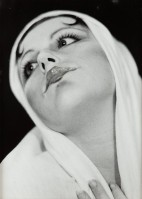 Cindy SHERMAN | Madonna | Gelatin Silver Print available for sale on www.kunzt.gallery