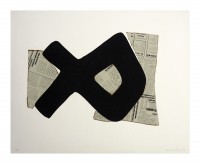 Conrad MARCA-RELLI | Untitled | Lithograph available for sale on www.kunzt.gallery
