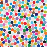 Damien HIRST | H5-4 Claridges | Mixed Media available for sale on www.kunzt.gallery