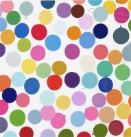 Damien HIRST | Plaza | Glicée printing available for sale on www.kunzt.gallery