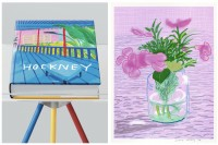 David HOCKNEY | A Bigger Book + A print | Inkjet print available for sale on www.kunzt.gallery