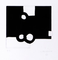 Eduardo Chillida | Bikaina XIV | Etching and Aquatint available for sale on www.kunzt.gallery