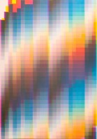 Felipe PANTONE | Subtractive Variability P, 1 | Lithograph available for sale on www.kunzt.gallery