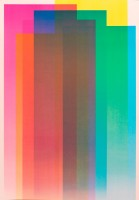 Felipe PANTONE | Subtractive Variability P, 4 | Lithograph available for sale on www.kunzt.gallery