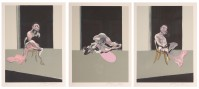 Francis Bacon | Triptych August 1972 | undefined available for sale on www.kunzt.gallery
