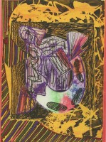 Frank STELLA | Bene Come il Sale | Etching and Aquatint available for sale on www.kunzt.gallery