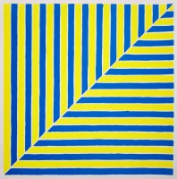 Frank STELLA | Rabat | Screen-print available for sale on www.kunzt.gallery