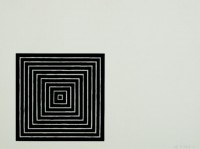 Frank STELLA | Untitled | Lithograph available for sale on www.kunzt.gallery