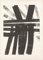 Hans HARTUNG | L-19 | Lithograph available for sale on www.kunzt.gallery