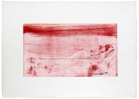 Helen Frankenthaler | Pompeii Forte | Etching and Aquatint available for sale on www.kunzt.gallery