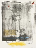 Helen Frankenthaler | Walking Rain | undefined available for sale on www.kunzt.gallery