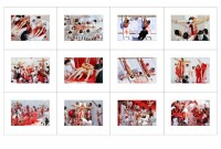 Hermann Nitsch | Under My Skin (12) | Photograph available for sale on www.kunzt.gallery