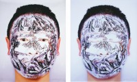 Huang Yan | Face tattoo | undefined available for sale on www.kunzt.gallery