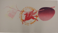 James ROSENQUIST | Spring Cheer, 1st. State | Etching and Aquatint available for sale on www.kunzt.gallery