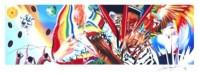 James ROSENQUIST | Brazil | Pigment print available for sale on www.kunzt.gallery