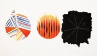 James ROSENQUIST | Fourneaux | Etching and Aquatint available for sale on www.kunzt.gallery