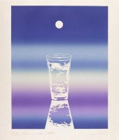 James Rosenquist | My mind is a glass of water | undefined available for sale on www.kunzt.gallery