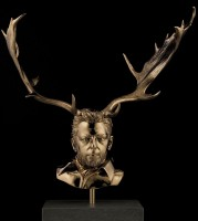 Jan FABRE | Chapter XIII | Bronze available for sale on www.kunzt.gallery