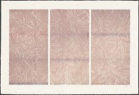 Jasper JOHNS | Usuyuki | Lithograph available for sale on www.kunzt.gallery